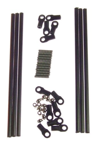 3D Printer Rod Parts Kit – 6 Rods (12″ Strong Walled), 12 ...