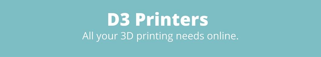 D3 Printers